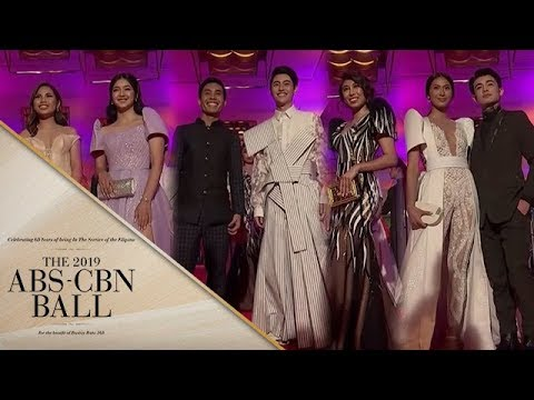 ABS-CBN Ball 2019 at the Red Carpet