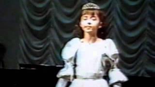 Дьякова Яна 9 лет г. Самара (ария Маргариты из оперы Гун