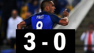 Francia 3 vs Islandia 0 | Euro 2016 | Gol Payet
