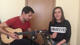 Bozhana & Simeon  - Nyama kak / Няма как (Acoustic one take cover)