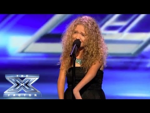 "Rion Paige - Judges are ""Blown Away"" - THE X FACTOR USA 2013"