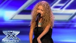 """Rion Paige - Judges are """"Blown Away"""" - THE X FACTOR USA 2013"""