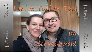 Leni & Toni on Tour: unsere erste Wohnmobilreise in den Schwarzwald