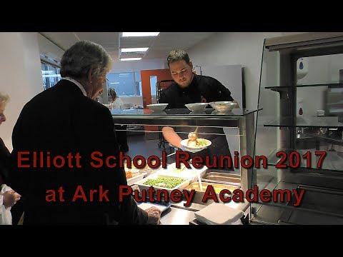 Elliott School Reunion 2017 at Ark Putney Academy