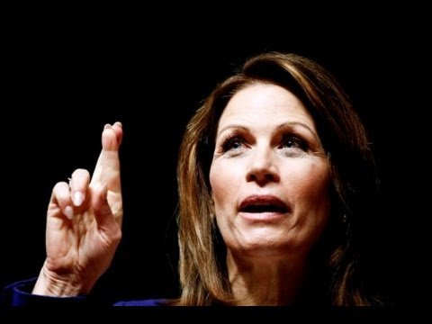 Michele Bachmann: Anthony Weiner's Wife, Huma Abedin, is a Secret Undercover Muslim Agent!