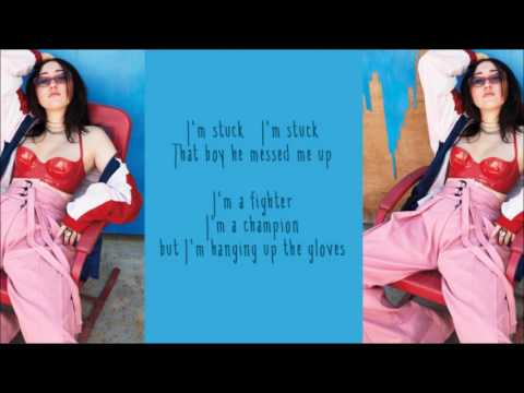 Noah Cyrus - I'm Stuck (Lyrics)