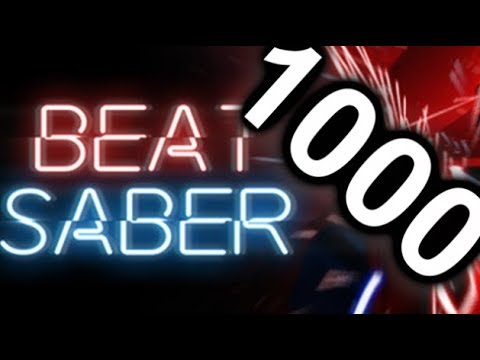 Moby - Thousand 1000BPM SONG FC!! [Beat Saber]