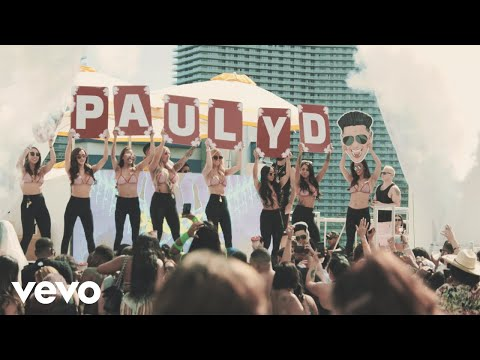 DJ Pauly D - Silver and Gold (Official Video) ft. James Kaye