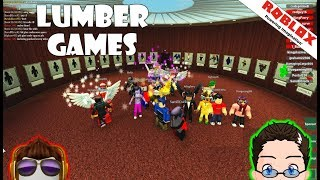 Roblox - Lumber Games - With Discord