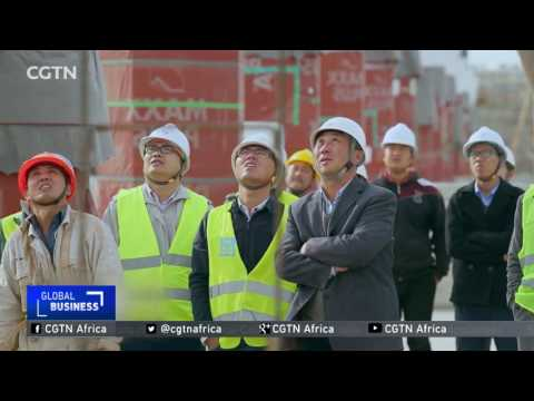 Belt and Road infrastructure network starts taking shape, investment increases