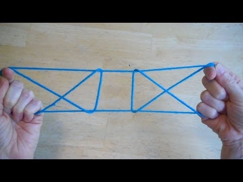 Open The Gate String Figure - Step By Step EASY!