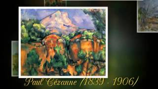 Paul Cézanne French Artist and Post-Impressionist Painter | Video 5 of 9