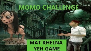 MOMO CHALLENGE | WHAT IS MOMO GAME? ON WHATSAPP/FACEBOOK