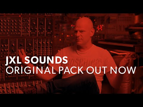 JXL Sounds Original Pack - Available Now