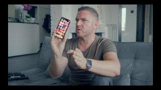 iPhone X első őszinte benyomások