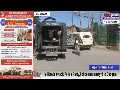 Jammu Kashmir News Round Up 11  May  2018