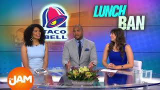 Taco Bell Bans Employees To Use Discounts On Food If They Eat Lunch On-Site