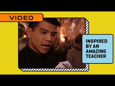 A Broadway Star – Inspired by an Amazing Teacher – Telly Leung