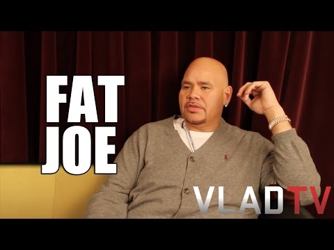 Flashback: Fat Joe on the