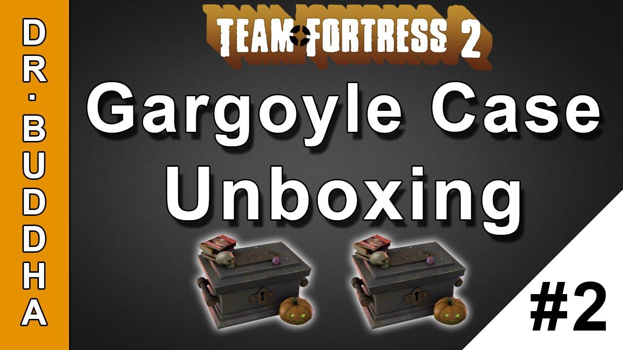 TF2: Halloween 2015 Gargoyle Case Unboxing #2