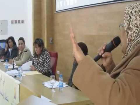 Journée violence à l'égard de la femme à Kénitra