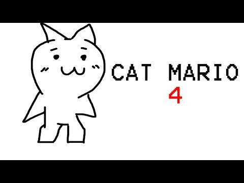 Cat Mario 4 - เกมไม่ยาก ใครๆก็เล่นได้