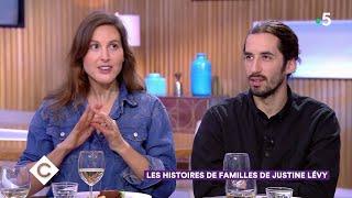 Les histoires de famille de Justine Levy - C à Vous - 25/10/2019