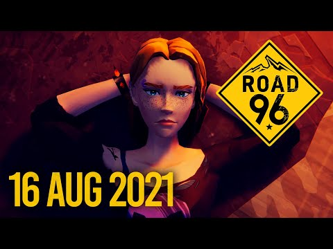 ROAD 96 Release Date Trailer   Out this August 16 on Nintendo Switch and Steam