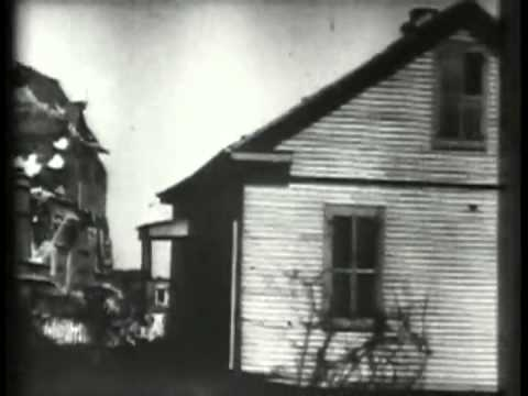 Galveston Hurricane 1900 - Film: Thomas A. Edison - Music: Tom Rush