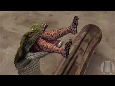 Snake Vore Elizabeth [VORE][SFM][BS] #1