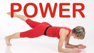 27 min High - Intensity Training mit Gabi Fastner