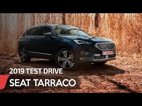 2019 SEAT TARRACO Xcellence 2.0 TDI DSG7 4DRIVE 190 CP car review | eblogAUTO