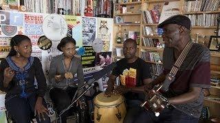 "Oliver ""Tuku"" Mtukudzi: NPR Music Tiny Desk Concert"
