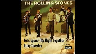 Let´s Spend the Night Together - Chord Version -  Rolling Stone 4/4  www.FarhatGuitar.com
