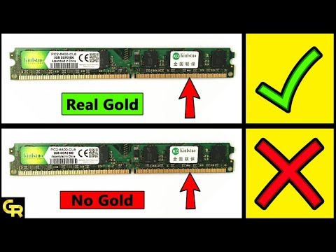 How to check Gold Quantity in any RAM Easily😇| Gold Recovery