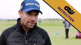 Instruction: Windy conditions – Padraig Harrington and Paul Lawrie