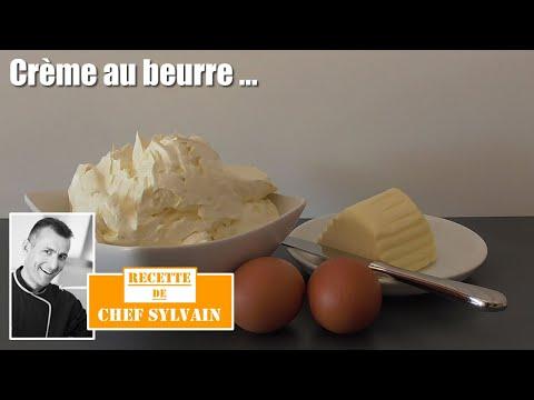 crème-au-beurre---recette-par-chef-sylvain