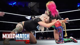 The Miz and Asuka unleash a series of double
