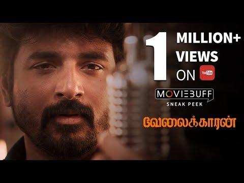 Velaikkaran - Moviebuff Sneak Peek | Sivakarthikeyan, Nayanthara - Directed by Raja Mohan