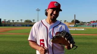 Glove Story: Anthony Rendon Talks Gloves and Griffey