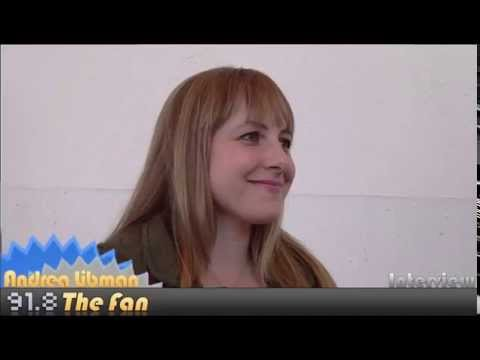 AM² 2012 - Interview with Andrea Libman