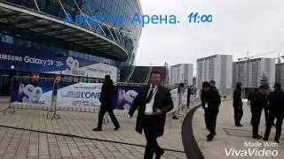 Ninety one Алматы Арена концерт | S9 fest | 17.03.2018 |Найнти уан видео-отчет