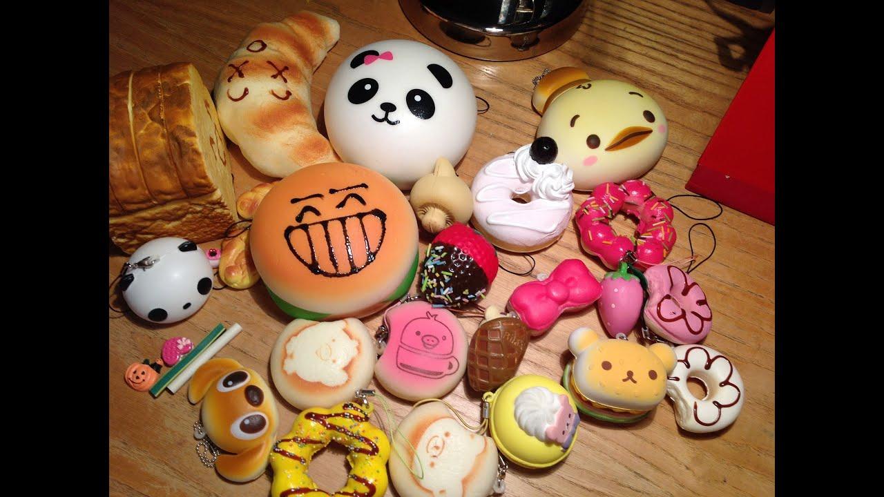 Squishy Terslow Di Dunia : Squishy package/order from CreamiiCandy! Pacco/ordine di squishy da CreamiiCandy! *-* - YouTube