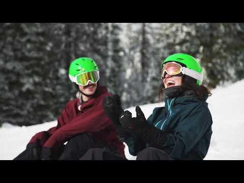 Winter At Whitefish Mountain Resort