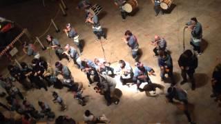 2015年1月2日/御所河原囃子心組/立佞武多の館にて囃子の生演奏