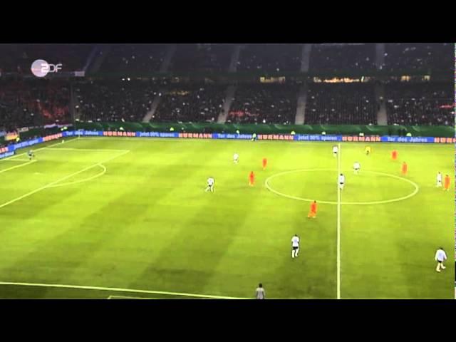 Deutschland (3 - 0) Niederlande [15.11.2011] #1