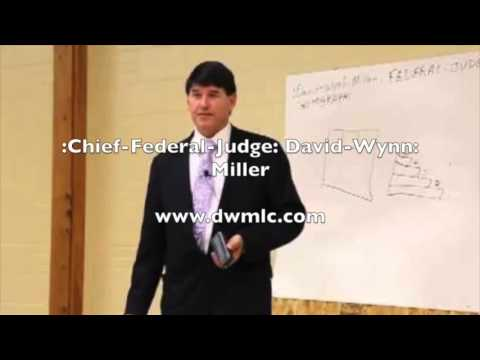 2nd Conversation with the :Federal-Judge: David-Wynn: Miller 25.02.2016 video