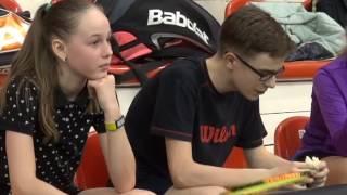 В Приморье стартовал командный чемпионат по бадминтону