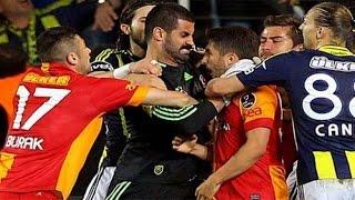 Türk futboluna damga vuran kavgalar(İnsanlık ayıbı İçerir)