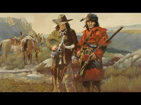 Jedediah Smith - OLD WEST LEGEND (WILD WEST FRONTIER HISTORY DOCUMENTARY)